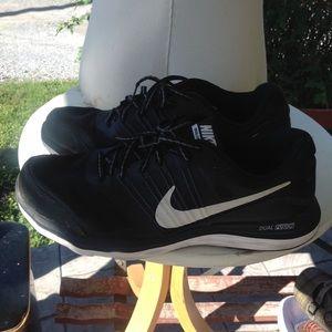 Mens Nike sneakers.